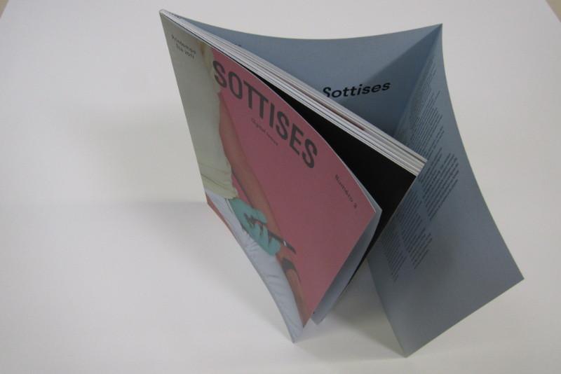 Pour vos brochures et magazines, profitez de notre expertise et d'un regard neuf