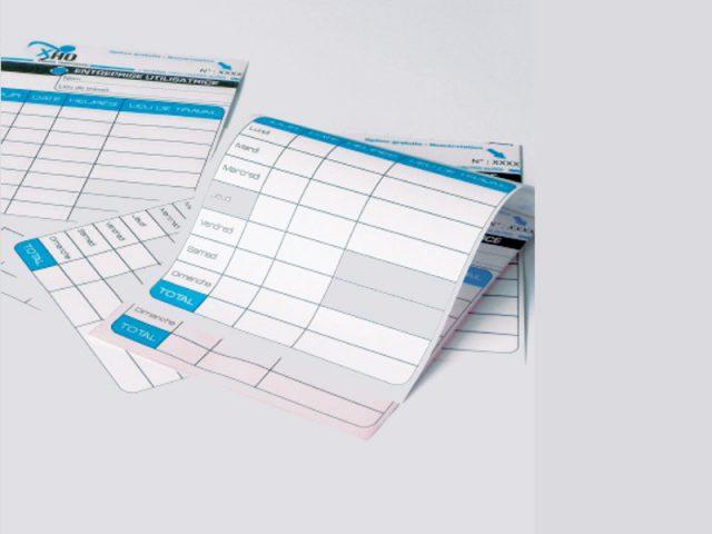 Pour votre communication interne ou vers votre clientèle: sécurisez votre archivage avec nos liasses autocopiantes