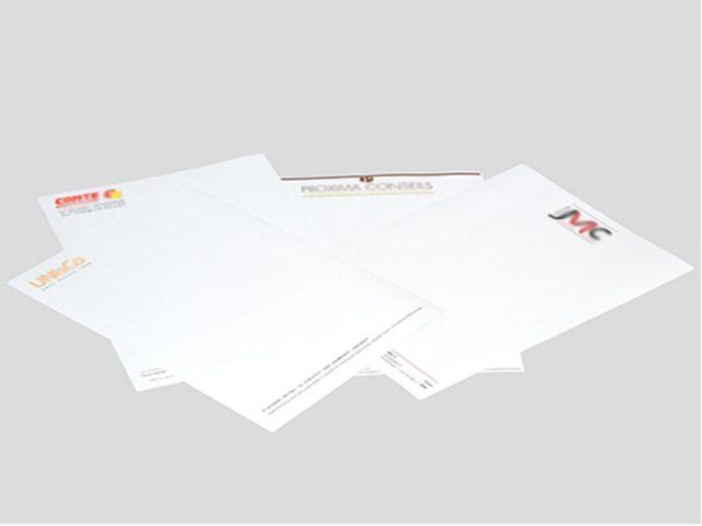 Imprimés administratifs: papier entête | Tête de Lettre