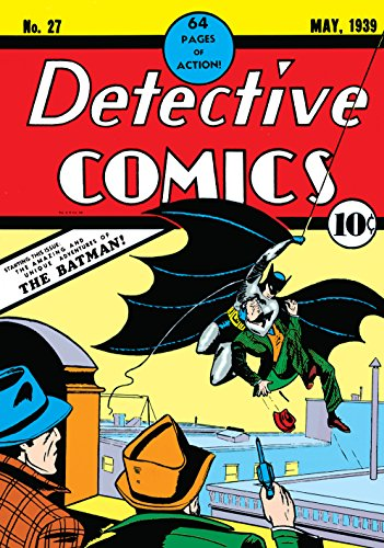 BATMAN Detective Comics #27 de 1939