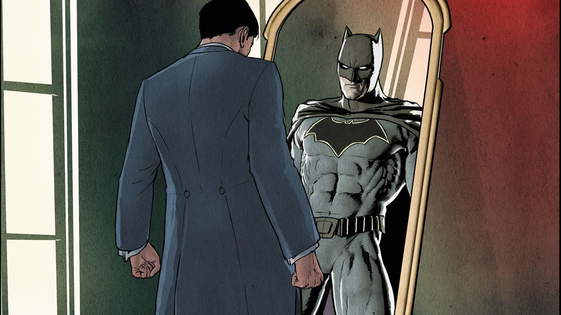 BATMAN 80 ans Héros emplématique