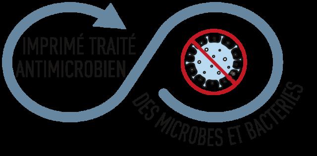 Vernis antimicrobien lutte contre les virus