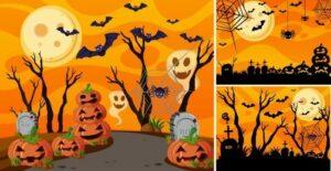 Le symbole d'Halloween