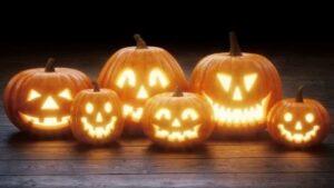 Halloween en Amérique