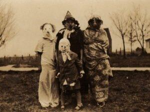 Les Origines celtiques d'Halloween