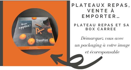 Un packaging écoresponsable et à votre image